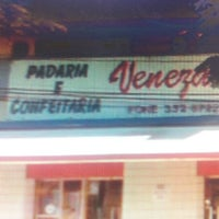 Photo taken at Padaria Veneza by Anderson R. on 7/1/2012
