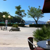 Photo taken at Spiaggia Bagnaia by Ivano F. on 7/30/2012
