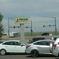 Photo taken at Payless Car Rental by Maureen O. on 4/29/2012
