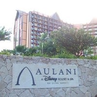 Photo taken at Aulani, A Disney Resort & Spa by 嶋田 憲. on 7/29/2012