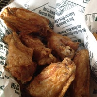 Photo taken at Wingstop by Angelo D. on 6/1/2012