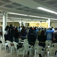 Photo taken at Igreja São Judas Tadeu by Maura C. on 6/28/2012