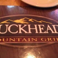 Photo taken at Buckhead Mountain Grill by Lynda P. on 5/27/2012