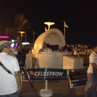 Photo taken at Astrocamp Observatory (SM Mall of Asia) by Albert A. on 2/24/2012