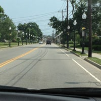 Photo taken at Patchogue, NY by Joshua L. on 6/10/2012