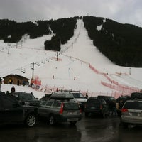 Photo taken at Snow King Ski Area and Mountain Resort by Jay W. on 3/18/2012