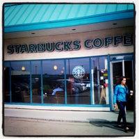 Photo taken at Starbucks by Jim N. on 4/11/2012
