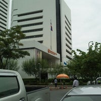 Photo taken at Government Housing Bank Head Office by Verapong T. on 8/31/2012