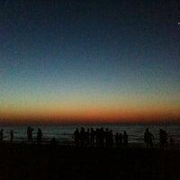 Photo taken at Plaja Midnight Sun by Ioana M. on 7/22/2012