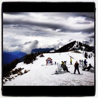 Photo taken at Crystal Mountain Ski Area by A D. on 6/3/2012