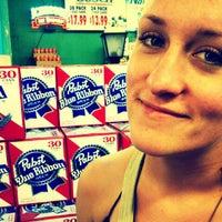 Photo taken at Santoro's Beer Distributor by Paul B. on 7/4/2012