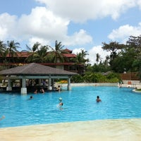 Photo taken at Holiday Inn Resort by Kevin (Sang Ho) Y. on 8/27/2012