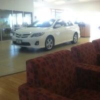Photo taken at Toyota of El Cajon by Mark K. on 4/3/2012