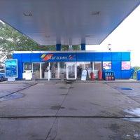 Снимок сделан в Газпромнефть АЗС № 2 пользователем Nikolay S. 8/13/2012