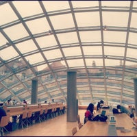 Photo taken at Joe and Rika Mansueto Library by Maureen on 9/13/2012