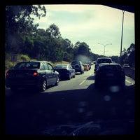 Photo taken at Gateway Motorway by Marie B. on 6/24/2012