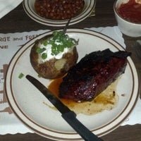 Photo taken at Jocko's Steak House by Tobias M. on 6/23/2012
