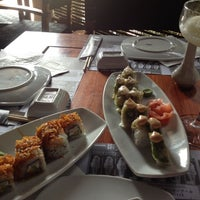Photo taken at Sushi Itto by Luis S. on 8/28/2012