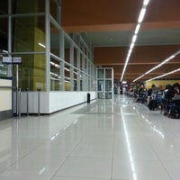 Photo taken at Andrés Sabella Gálvez International Airport (ANF) by Carlos V. on 9/3/2012