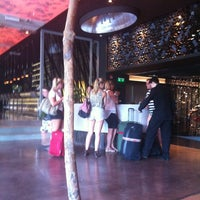 Photo taken at Radisson Blu Park Hotel by Henning G. on 7/16/2012
