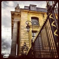 9/1/2012にiWebgirlがPalais des Ducs et des États de Bourgogne – Hôtel de ville de Dijonで撮った写真