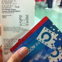 Photo taken at SM Cinema North Edsa (West Wing) by Charmie C. on 5/4/2012