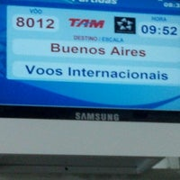 Photo taken at Check-in LATAM by Anna Z. on 3/27/2012
