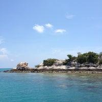 Photo taken at Nimmanoradee Resort by LuckyNatt on 4/12/2012