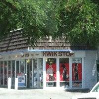 Photo taken at Kwik Stop by Rey B. on 7/26/2012