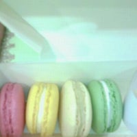 Photo taken at Ladurée by き よ. on 3/18/2012