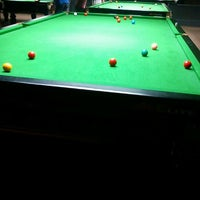 Photo taken at Elite Snooker & Pool Cafe by Michael o. on 6/16/2012