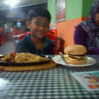 Photo taken at RCC Burger & Pizza House by Hijrah N. on 4/23/2012