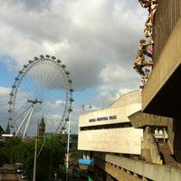 6/16/2012 tarihinde Jonathan H.ziyaretçi tarafından Royal Festival Hall'de çekilen fotoğraf