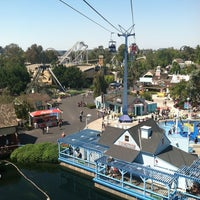 Photo taken at California's Great America by Andre L. on 8/12/2012