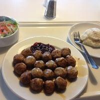 Photo taken at IKEA Restaurant by Tony on 8/11/2012