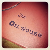 Photo taken at The Owl House by Catherine C. on 4/28/2012