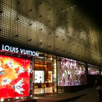 Photo taken at Louis Vuitton by Dean Dhaseul K. on 8/10/2012