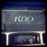 Photo taken at Kao Brands Co by Caroline T. on 5/17/2012