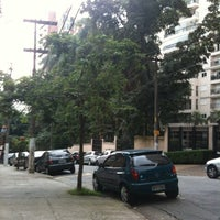 Photo taken at Rua Artur Prado by May T. on 3/24/2012