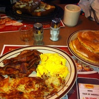Photo taken at Denny's by Susan E. on 7/19/2012