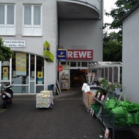 Photo taken at REWE by Dirk L. on 6/27/2012