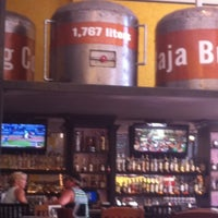 Photo taken at Baja Brewing Co. by Selene N. on 7/8/2012