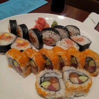 Photo taken at Shogun Japanese Steakhouse by Sarah K. on 8/10/2012