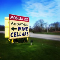 ... Photo taken at Arrowhead Wine Cellars by Matt K. on 4/12/2012 ... & Arrowhead Wine Cellars - 12073 E Main Rd