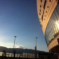 Photo taken at Geneva Arena by Tinchen F. on 5/3/2012