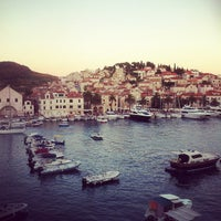 Photo taken at Adriana, hvar spa hotel by Drew R. on 7/18/2012