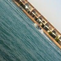 Photo taken at Marina Watergate by Ghadoosh on 3/30/2012