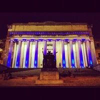 Photo taken at Columbia University by David F. on 6/1/2012