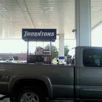 Photo taken at Thorntons by Heather B. on 7/24/2012