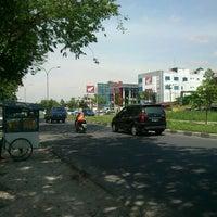 Photo taken at Jalan arengka by Mulyadi M. on 6/8/2012
